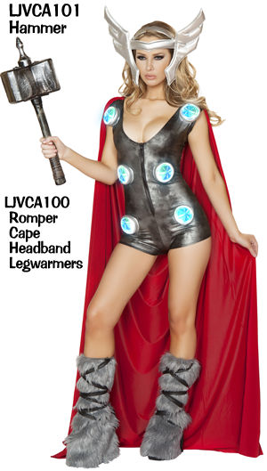 コスチューム LJVCA100
