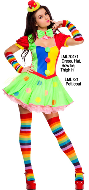 ハッピーコスチューム 商品番号 LML70471