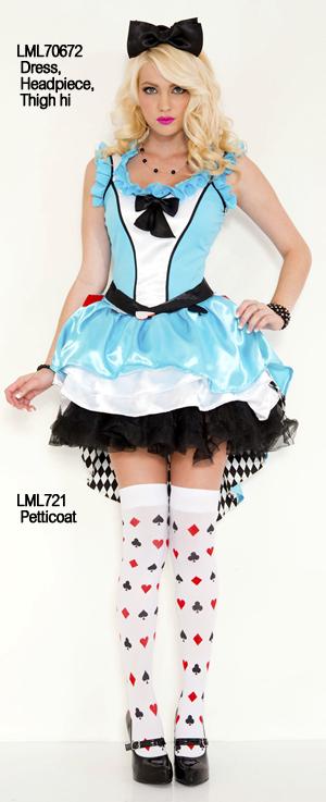ハッピーコスチューム 商品番号 LML70672