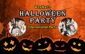 WhyNot! ハロウィンパーティー